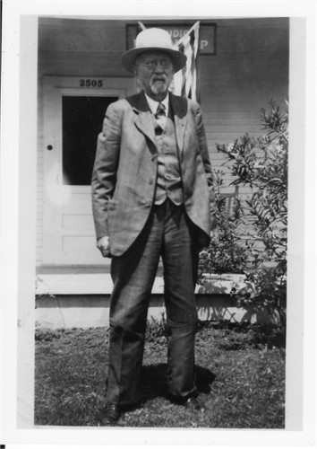 Daniel Webster Hixson Joan Largely grandfather